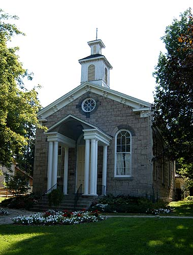 Classical Revival in Ancaster