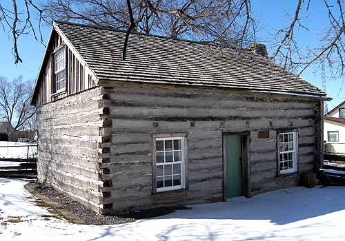 Picton Log House