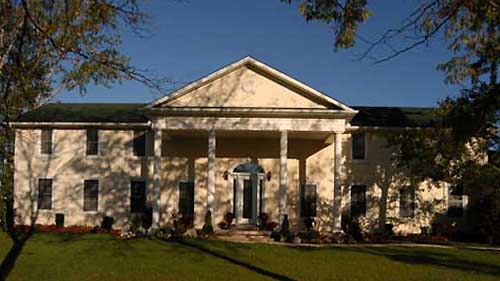 Classical Revival in Niagara Falls