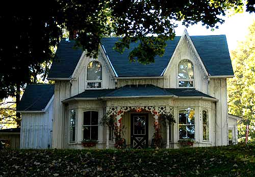 Gothic Revival Cottage