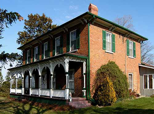 Italianate House in Mount Vernon