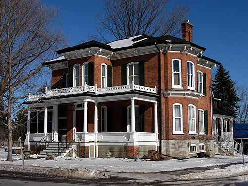 Italianate House in Picton