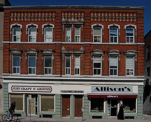 Italianate Storefronts