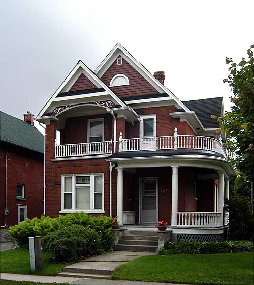 Queen Anne in Kitchener