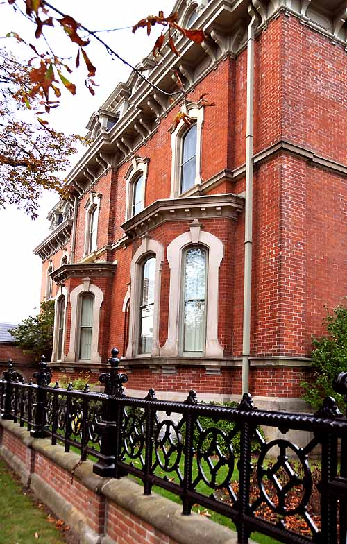 George brown House in Toronto Ontario